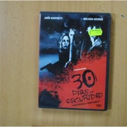30 DIAS DE OSCURIDAD - DVD