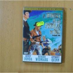 EL HOMBRE DE LAS PISTOLAS DE ORO - DVD