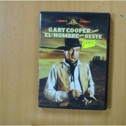 EL HOMBRE DEL OESTE - DVD