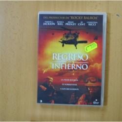 REGRESO AL INFIERNO - DVD