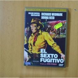 EL SEXTO FIGITIVO - DVD
