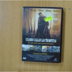 CUANDO CALLAN LAS TROMPETAS - DVD