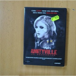 AMITYVILLE EL DESPERTAR - DVD