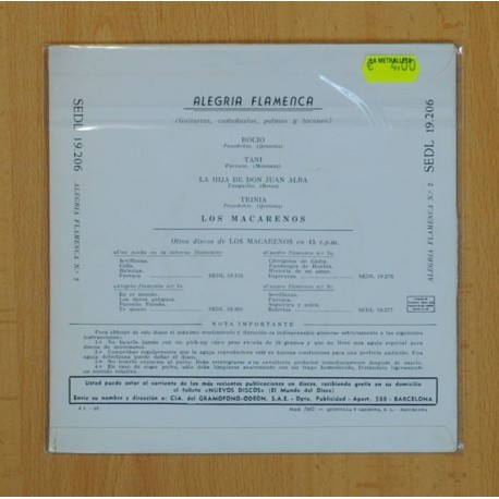 ANA MARIA - DIMELO CON UN BESO + 3 - EP
