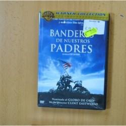 BANDERAS DE NEUSTROS PADRES - DVD