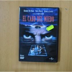 EL CABO DEL MIEDO - DVD