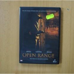 OPEN RANGE - DVD