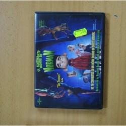 EL ALUCINANTE MUNDO DE NORMAN - DVD