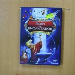 MERLIN EL ENCANTADOR - DVD