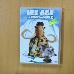 ICE AGE LA EDAD DE HIELO - DVD
