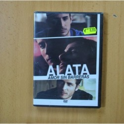 ALATA AMOR SIN BARRERAS - DVD