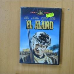 EL ALAMO - DVD