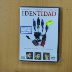 IDENTIDAD - DVD