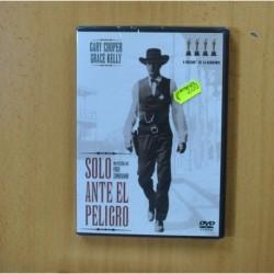SOLO ANTE EL PELIGRO - DVD