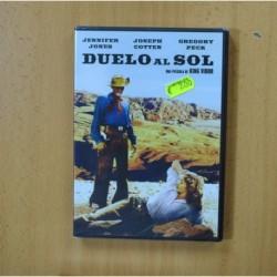 DUELO AL SOL - DVD