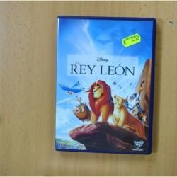 EL REY LEON - DVD