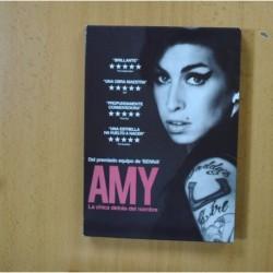 AMY LA CHICA DETRAS DEL NOMBRE - DVD
