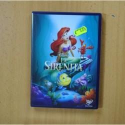 LA SIRENITA - DVD