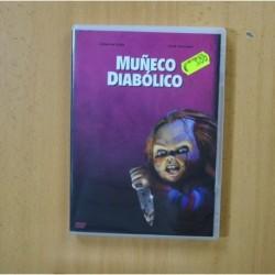 MUÑECO DIABOLICO - DVD