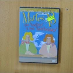 MARTES Y 13 QUE BODITO Y QUE HERBOSO - DVD