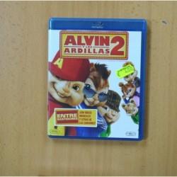 ALVIN Y LAS ARDILLAS 2 - BLURAY