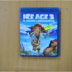 ICE AGE 3 EL ORIGEN DE LOS DINOSAURIOS - BLURAY