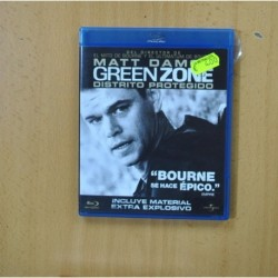 GREEN ZONE - BLURAY
