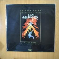 CARLES CASES - DESPERTAFERRO - LP