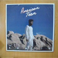 KHALID - AMERICAN TEEN - GATEFOLD - 2 LP