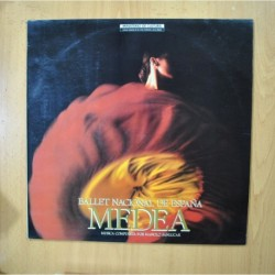 MANOLO SANLUCAR - MEDEA - LP