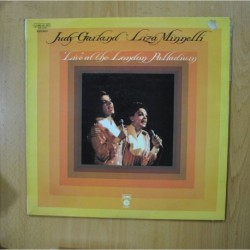 JUDY GARLAND / LIZA MINNELLI - LIVE AT THE LONDON PALLADIUM - LP