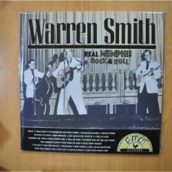 WARREN SMITH - REAL MEMPHIS ROCK & ROLL - GATEFOLD - 2 LP