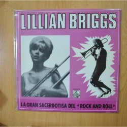 LILLIAN BRIGGS - LA GRAN SACERDOTISA DEL ROCK AND ROLL - LP