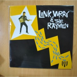 LINK WRAY & THE RAYMEN - LINK WRAY & THE RAYMEN - LP