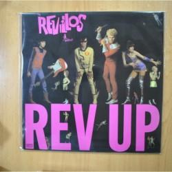 THE REVILLOS - REV UP - LP