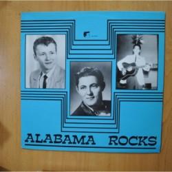 VARIOS - ALABAMA ROCKS - LP