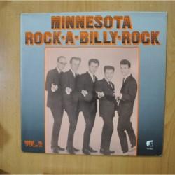 VARIOS - MINNESOTA ROCK A BILLY ROCK VOL. 2 - LP