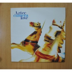 AZTEC CAMERA - LOVE - LP