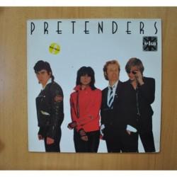 PRETENDERS - PRETENDERS - LP