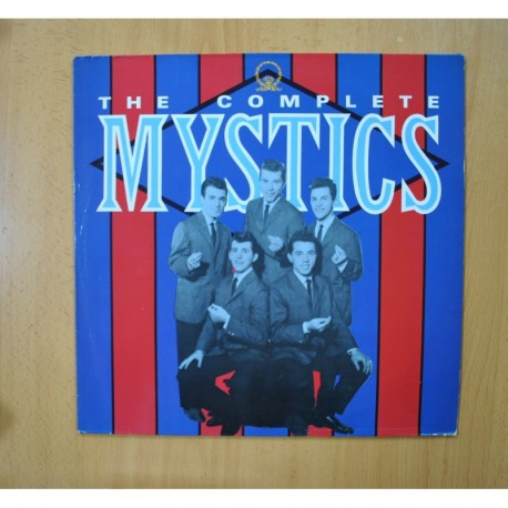 THE MYSTICS - THE COMPLETE MYSTICS - LP