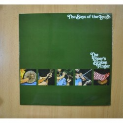 THE PIPERS BROKEN FINGER - THE BOYS OF THE LOUGH - LP