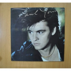 PAUL YOUNG - POUL YOUNG - LP