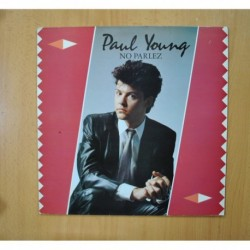 PAUL YOUNG - NO PARLEZ - LP