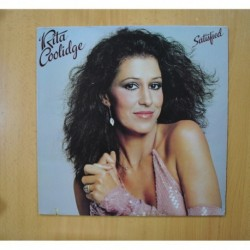 RITA COOLIDGE - SATISFIED - LP