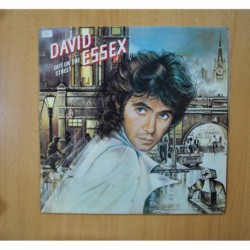 DAVID ESSEX - OUT ON THE STREET - LP