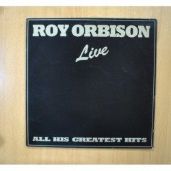 ROY ORBISON - ALL HIS GREATEST HITS - LP