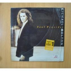 MICHAEL BOLTON - SOUL PROVIDER - LP