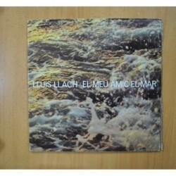 LLUIS LLACH - EL MEU AMIC EL MAR - GATEFOLD LP