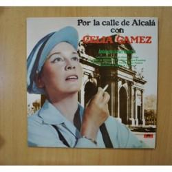 CELIA GAMEZ - POR LA CALLE DE ALCALA - LP