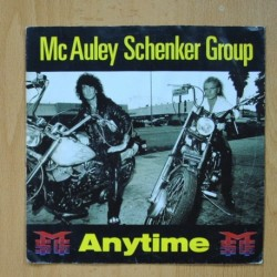 MC AULEY SCHENKER GROUP - ANYTIME - WHAT WE NEED - SINGLE